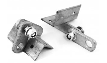 Hinge Brackets for Roll Top Conversion Accessories & Spare Parts photo