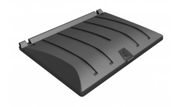 ME4937 1100 Litre Trade Waste Container lid